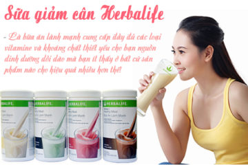 Tìm hiểu về sữa giảm cân Herbalife (2)