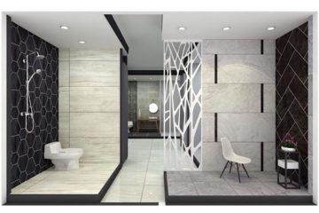 Những mẫu gạch ốp tường phù hợp cho từng không gian