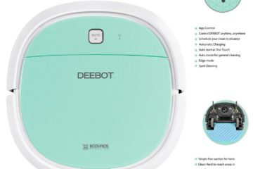 Ecovacs Deebot T8 AIVI – Bước tiến mới của robot hút bụi (2)